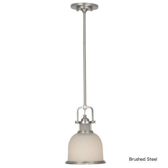 【FEISS】 アメリカ製デザインペンダントライト「LIGHT MINI PENDANTS」1灯(W203×H285mm)