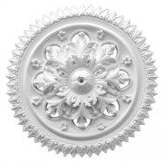シーリングメダリオン サンファジーI(石膏製)(Φ535mm)