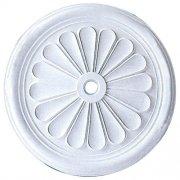 シーリングメダリオン サンファジーII(石膏製)(Φ600mm)