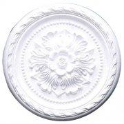 シーリングメダリオン サンファジーII(石膏製)(Φ300mm)※要施工