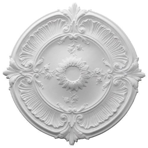 【在庫有!】 シャンデリアをよりエレガントに★ シーリングメダリオン(Φ756×45mm)