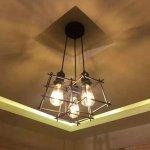 <b>【在庫有!】</b>インダストリアル・スタイル照明 3灯