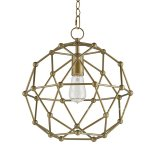 <B>【CURREY】</B>デザインペンダント「PERCY CHANDELIER, SMALL」 1灯 (φ355×H381mm)