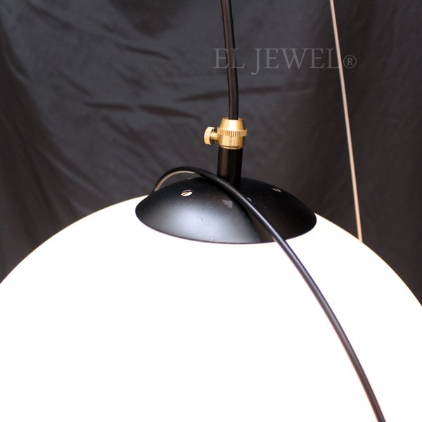 【在庫有!】 インダストリアル・スタイル照明 シェードペンダントライト1灯(φ350×H450-1000mm)
