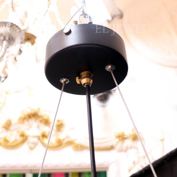 【2台在庫有!】 インダストリアル・スタイル照明 シェードペンダントライト1灯(φ350×H450-1000mm)