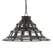 <B>【CURREY】</B>「GILLYGATE PENDANT」デザインペンダント1灯 (W610×H360mm)