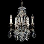 【SCHONBEK】クリスタルシャンデリ『Versailles』5灯(約W370×H480mm)