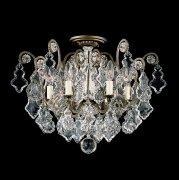 【SCHONBEK】クリスタルシャンデリ『Versailles』6灯(約W510×H410mm)