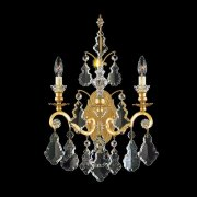 【SCHONBEK】クリスタルブラケット『Versailles』2灯(約W380×H570×D200mm)