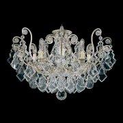 【SCHONBEK】クリスタルシャンデリア『Versailles』8灯(約W660×H460mm)