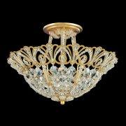 【SCHONBEK】クリスタルシャンデリア『Tiara』4灯(約W410×H660mm)