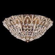 【SCHONBEK】クリスタルシャンデリア『Tiara』6灯(約W460×H180mm)