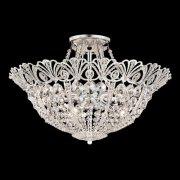 【SCHONBEK】クリスタルシャンデリア『Tiara』9灯(W510×H340mm)