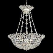 【SCHONBEK】クリスタルシャンデリア『Tiara』9灯(約W620×H740mm)