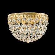 【SCHONBEK】クリスタルシャンデリア『Petit Crystal』3灯(約W200×H140mm)