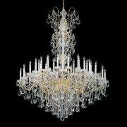 【SCHONBEK】クリスタルシャンデリア『New Orleans』45灯(約W1520×H1910mm)