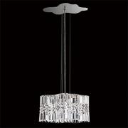 </B>【SCHONBEK】アメリカ製デザインクリスタルシャンデリ2灯(W370×D220×H190mm)