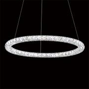 </B>【SCHONBEK】アメリカ製デザインクリスタルシャンデリ15灯(W610×H30mm)