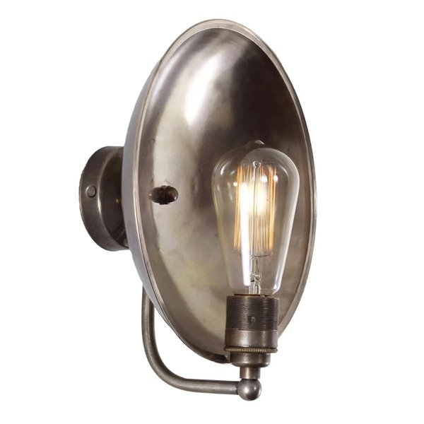 【Mullan】「CULLEN」インダストリアル・スタイル ブラケット1灯(W250×H280×D150mm)