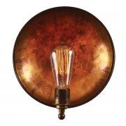<b>【Mullan】</b>インダストリアル・スタイル ブラケット1灯(W250×H280×D150mm)