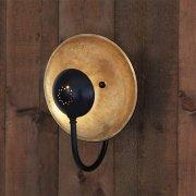 <b>【Mullan】</b>インダストリアル・スタイル ブラケット1灯(W250×H300×D220mm)