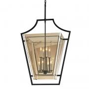 <B>【TROY】</B>アメリカ製 デザイン照明 8灯(W550×H1290mm)