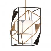 <B>【TROY】</B>アメリカ製 デザイン照明 1灯(W550×H860×D460mm)