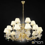 <b>【ORION】</b>シェードシャンデリア18灯 (φ960×H520mm)<img class='new_mark_img2' src='//img.shop-pro.jp/img/new/icons1.gif' style='border:none;display:inline;margin:0px;padding:0px;width:auto;' />