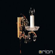 <b>【ORION】</b>クリスタルブラケット1灯 (W90×H200mm)
