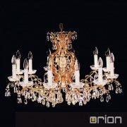 <b>【ORION】</b>クリスタルシャンデリア12灯 (φ900×H600mm)