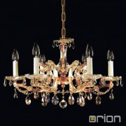 <b>【ORION】</b>クリスタルシャンデリア6灯 (φ600×H340mm)<img class='new_mark_img2' src='//img.shop-pro.jp/img/new/icons1.gif' style='border:none;display:inline;margin:0px;padding:0px;width:auto;' />