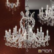 <b>【ORION】</b>クリスタルシャンデリア12灯 (φ920×H920mm)