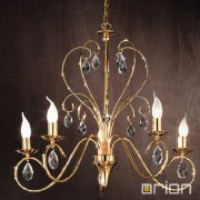 <b>【ORION】</b>クリスタルシャンデリア5灯 (φ680×H580mm)<img class='new_mark_img2' src='//img.shop-pro.jp/img/new/icons1.gif' style='border:none;display:inline;margin:0px;padding:0px;width:auto;' />