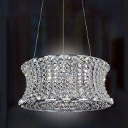 <b>【ALLEGRI】</b>クリスタルシャンデリア 12灯(W810×H200mm)