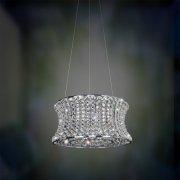 <b>【ALLEGRI】</b>クリスタルシャンデリア 6灯(W420×H200mm)