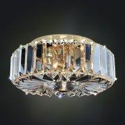 <b>【ALLEGRI】</b>クリスタルシャンデリア 2灯(W240×H120mm)