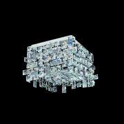<b>【ALLEGRI】</b>クリスタルシャンデリア 4灯(W360×H240×D360mm)