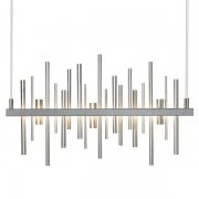 【Hubbardton Forge】デザイン照明「Cityscape」(W650×D130×H390mm)