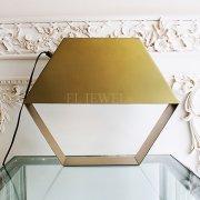 <b>【在庫有】【ベルギー-chehoma-】</b>六角形ランプ