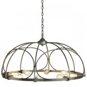 <b>【Hubbardton Forge】</b>インダストリアルスタイル照明8灯「Arbor」(φ900×H450mm)<img class='new_mark_img2' src='//img.shop-pro.jp/img/new/icons1.gif' style='border:none;display:inline;margin:0px;padding:0px;width:auto;' />