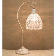 <b></b>ルネッサンス・テーブルランプ1灯「Verre-ベレ」・クリア(H530mm)