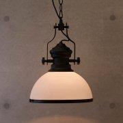 ★<b>【即納可!】</b>ヴィンテージ・ペンダントランプ1灯(約D300mm)