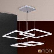 <b>【ORION】</b>LED デザイン照明6灯(W700×H900×D700mm)