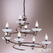 <b>【ORION】</b>アイアンシャンデリア 8灯(W700×H450mm)<img class='new_mark_img2' src='//img.shop-pro.jp/img/new/icons1.gif' style='border:none;display:inline;margin:0px;padding:0px;width:auto;' />