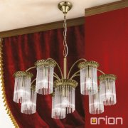 <b>【ORION】</b>デザインシャンデリア 8灯(W7100×H410mm)<img class='new_mark_img2' src='//img.shop-pro.jp/img/new/icons1.gif' style='border:none;display:inline;margin:0px;padding:0px;width:auto;' />