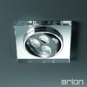 <b>【ORION】</b>LEDダウンライト(W9100×D910×H10mm)