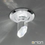 <b>【ORION】</b>クリスタルLEDダウンライト(Φ530×H550mm)