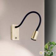 【ORION】LEDリーディングライト 1灯 (W60×H120×D460mm)