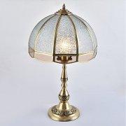 【JLYLITE】デザイン照明 テーブルランプ 1灯 ゴールド(約W300×H520mm)
