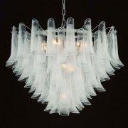 <b>【VENICE ARTE】</b>ヴェネチアンガラスシャンデリア「Calypso」13灯(Φ900×H700mm)※要お見積もり